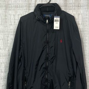NWT Men's Polo Ralph Lauren Nylon Light Jacket